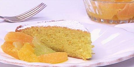 Orange Olive Oil Cake, FN (003)
