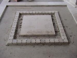 Marble Mosaic, Deck